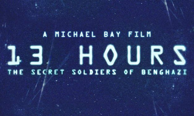 MOTW Movie Review: 13 Hours