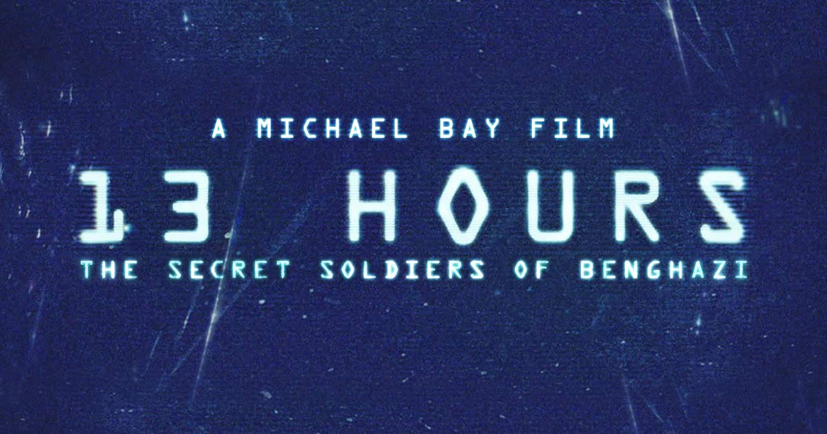 MOTW Movie Review: 13 Hours