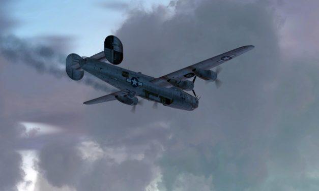 The Loneliest Flight
