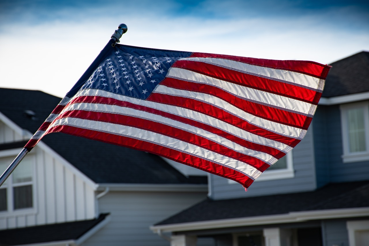 American flag, Photo by Brett Sayles from Pexels