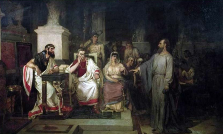 Sermon: Agrippa