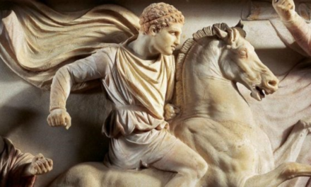 History in Ancient Greece (Part 5):  The Age of Alexander