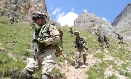 Alpini: Men in High Places
