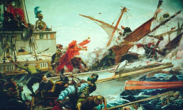 The Battle of Lepanto (Part 2)