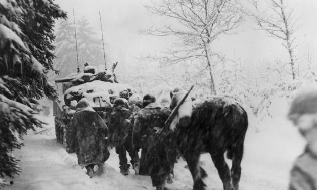 Patton's Christmas Prayer