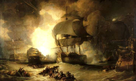 The Battle of the Nile (1798)