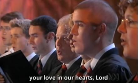 Hymn: Lord of All Hopefulness