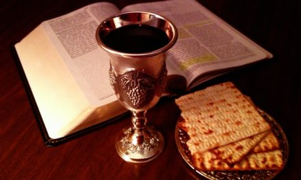 Communion: The Body and the Blood