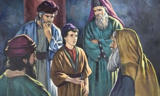 The Gospel of Luke: An Exposition (Luke 2:41-52)