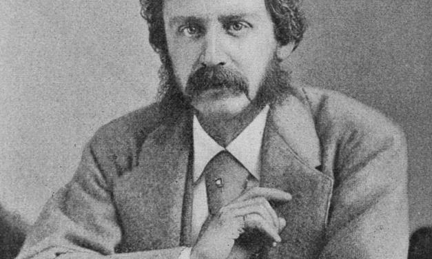 """""""Bret Harte"""" by G. K. Chesterton"""