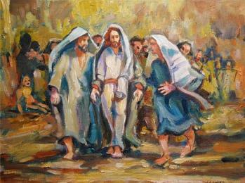 The Gospel of Luke: An Exposition (Luke 9:51-56)