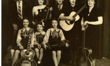 Friday Music: The Carter Family