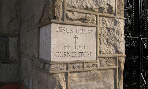 Hymn: Christ is Made the Sure Foundation