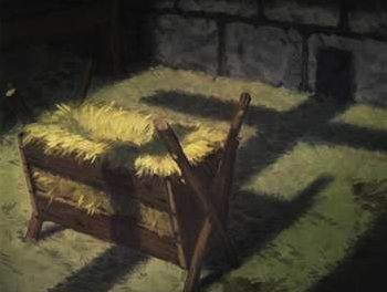 Jesus Was Born in a Stable