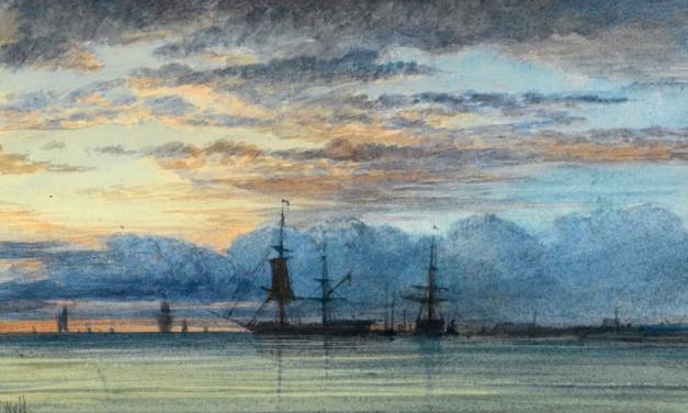 """""""The Coastwise Lights"""" by Rudyard Kipling"""