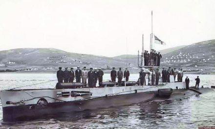 Voyage Into the Sea of Marmara (1915)
