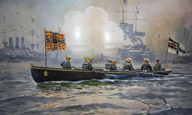Friday Music: Das Engelandlied (1915)