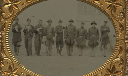 Tarnished Brass – A History of the Kansas Fifteenth Volunteer Cavalry, Part I