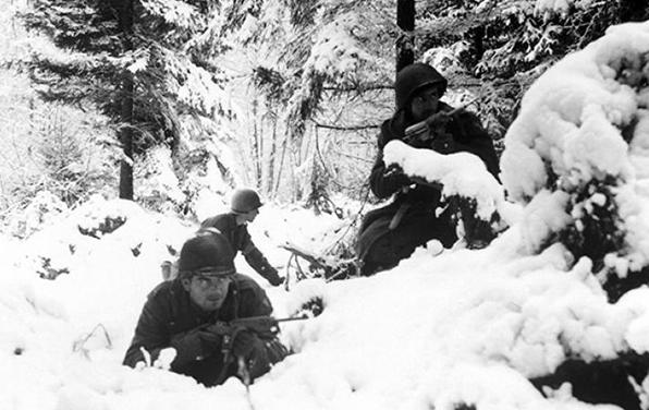 War's Forgotten Men