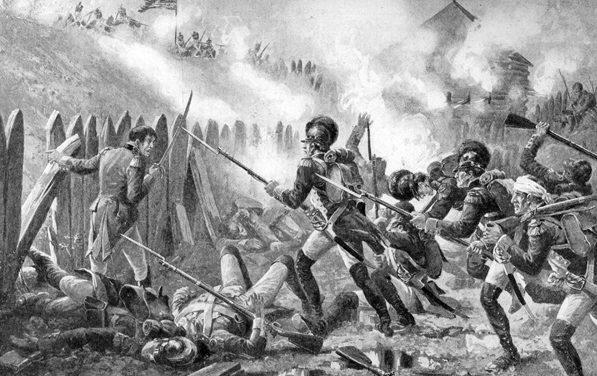 The Battle of Fort Stephenson (1813)