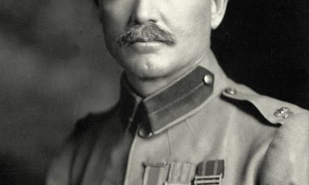 Major Burnham, Chief of Scouts (Part 2)