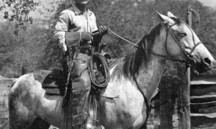 Major Burnham, Chief of Scouts (Part 1)