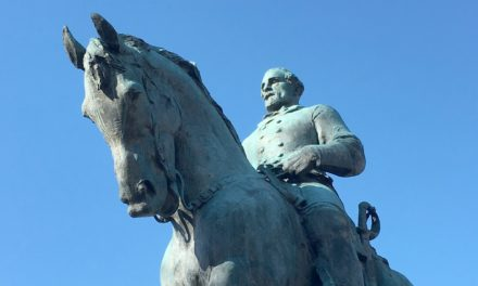 The Trashing of Robert E. Lee