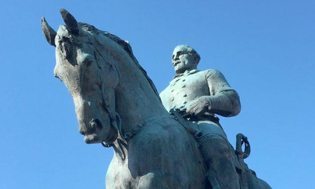 The Trashing of Robert E. Lee