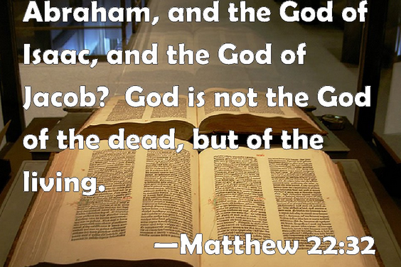 Sermon: The Realities of Life and Death