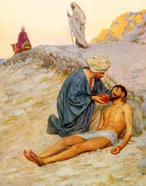 The Gospel of Luke: An Exposition (Luke 10:25-37)