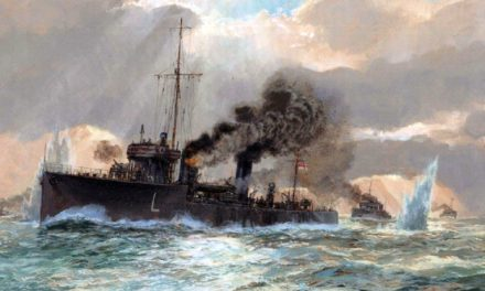 The Battle of the Heligoland Bight