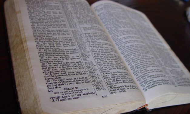 The Seven Stages of Apostasy – Stage 1: Neglecting the Study of God's Word