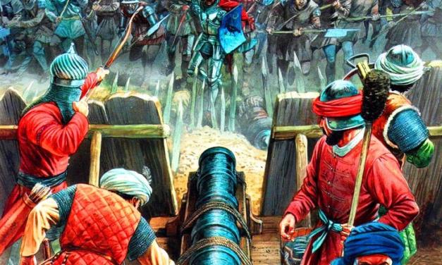 John Hunyady Repulses the Turks (A.D. 1440-1456)