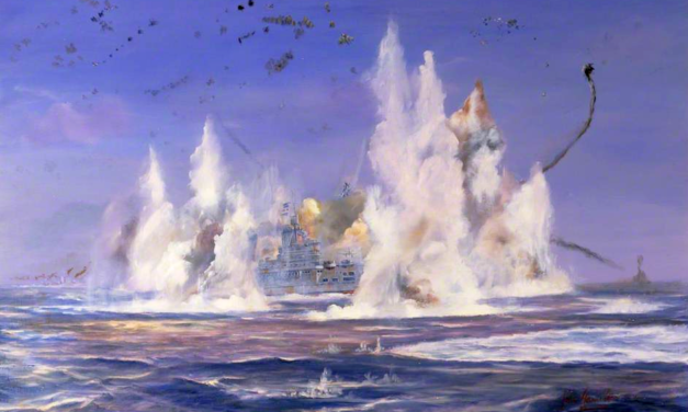 The Immortal Story of HMS Illustrious
