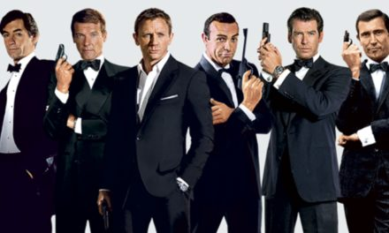Friday Music:  Suite from James Bond