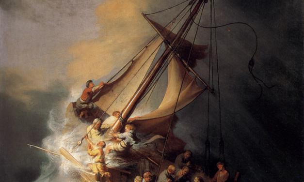 The Gospel of Luke: An Exposition (Luke 8:22-25)