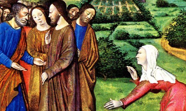 Was Jesus a Racist?