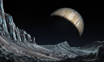 Friday Music: To Jupiter and Back