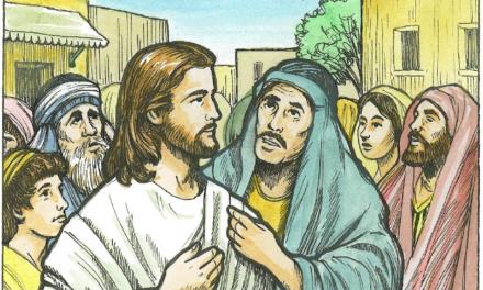 The Gospel of Luke: An Exposition (Luke 8:19-21)