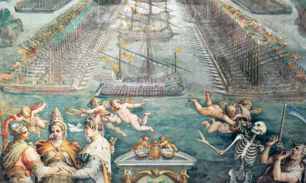 The Battle of Lepanto (Part 1)
