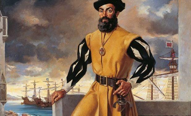Man of the West:  Ferdinand Magellan