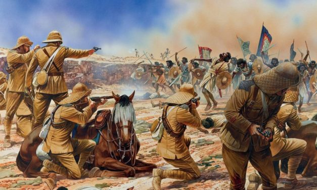 The Battle of Omdurman (Part 1)