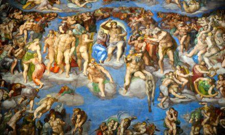 """""""Michelangelo"""" by John Lord"""