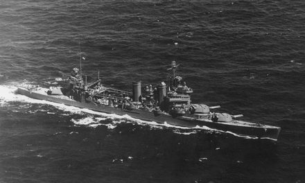 The Miracle of the USS New Orleans