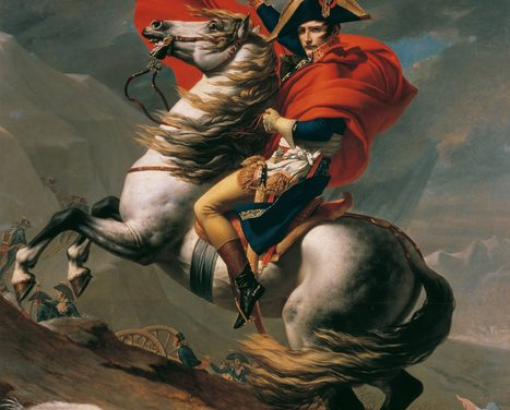 """Napoleon Bonaparte"" by John Lord (Part 1)"