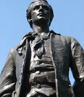 Man of the West:  Nathan Hale