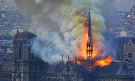Notre Dame Burns