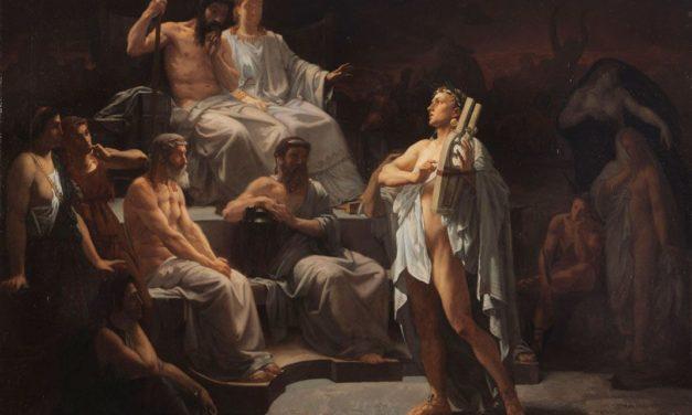 Friday Music: Orpheus in the Underworld Overture