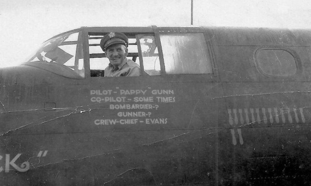 Flying With Pappy Gunn
