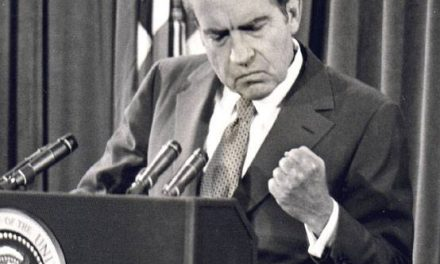 Lessons From Nixon – What To Do When You Are Down